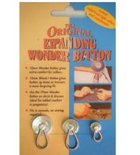 Card of 3 Wonder Expandable Buttons